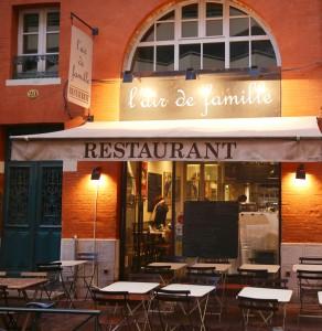 le restaurant de Georges Camuzet