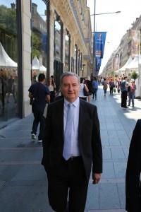 Mr MOUDENC Maire de Toulouse