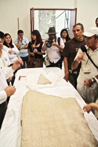 présentation du calendrier Maya