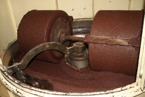 machine à moudre le cacao