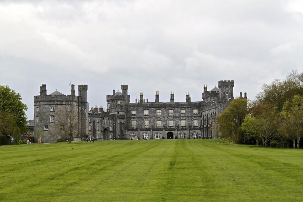 le chateau de Kilkenny