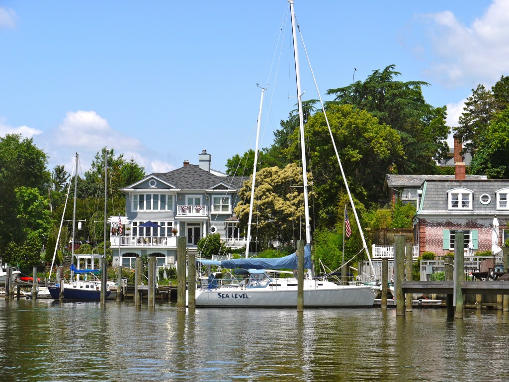 Les summer houses d'Anapolis